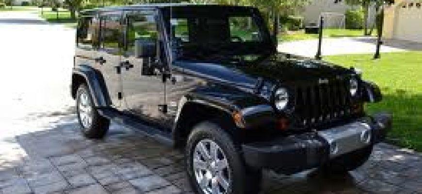 ג'יפ – רכב שטח